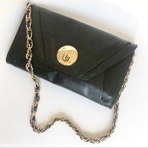Elliott Lucca Envelope Clutch Leather Purse